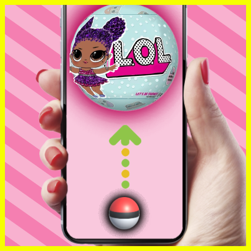 Catch lol surprise eggs dolls opening ball 😍💖