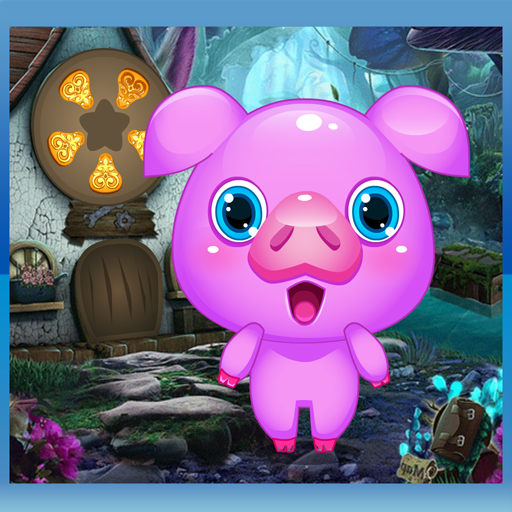 Escape Game : Cute Pig Rescue Game