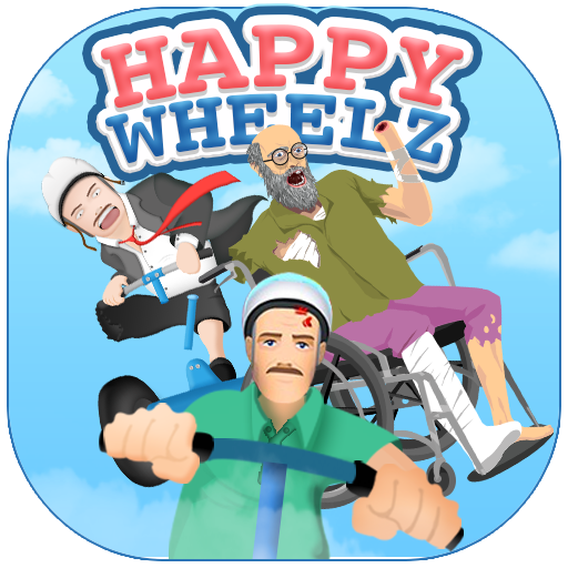 Happy on Wheels