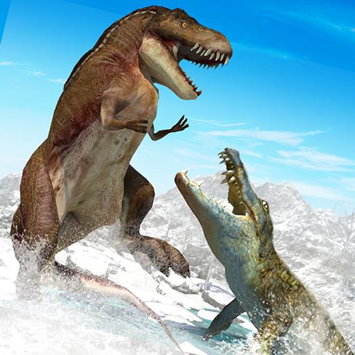 Dinosaur Games - Deadly Dinosaur Hunter