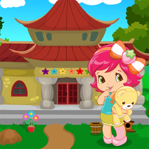 Cute Little Girl Escape Kavi Game-382