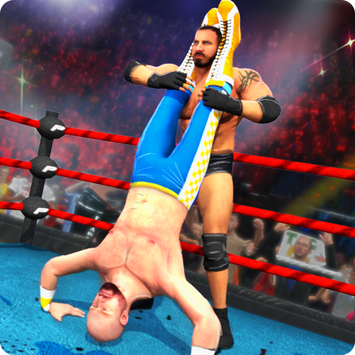 Wrestling Nitro Revolution - Wrestling Games 2K18