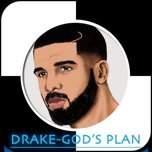 Drake - Gods Plan Piano Tiles 2