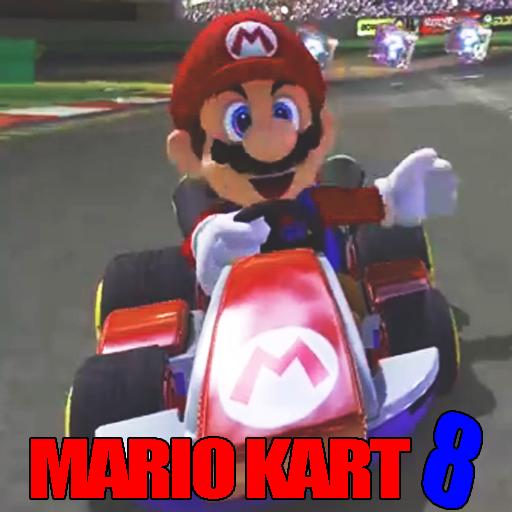 Hint MarioKart 8 Race