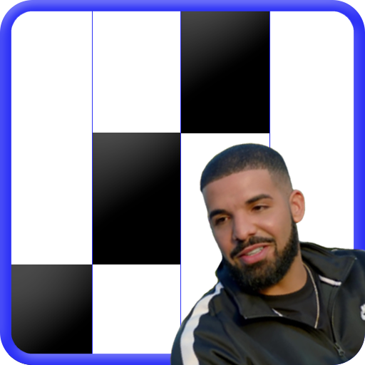Drake - God's Plan Piano Tiles
