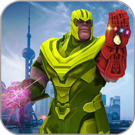 Thanos Superhero Battle:Infinity Alliance War Game
