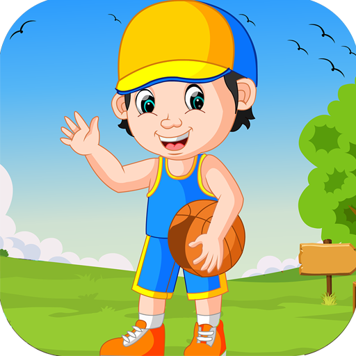 Kavi Game 420-  Soccer Ball Player Rescue Game