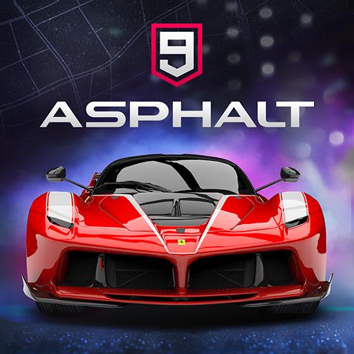狂野飙车9:竞速传奇- 2018最新街机赛车游戏