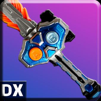 DX Gashacon Sword for Ex-Aid Henshin