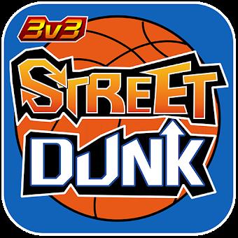 Street Dunk 3 x 3 Basketball