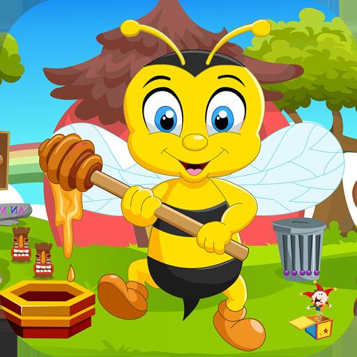 Kavi Escape Games 428 Honey Bee Rescue Game