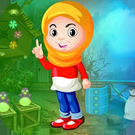 Best Escape Game 447 Malaysian Girl Escape Game