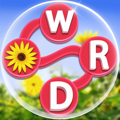 單詞花園 - 字母交叉連線遊戲