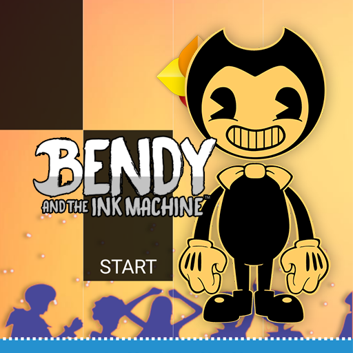 Bendy and The Ink Machine Piano Tiles Game