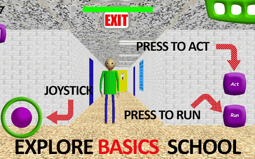 Basic Education & Learning in School game 3D