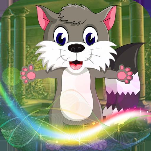 Best Escape Games 61 - Gray Squirrel Escape Game