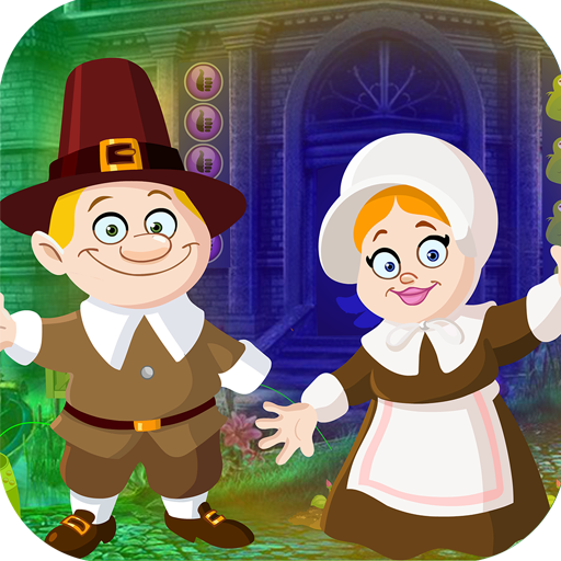 Best Escape Game 476 Old Couple Rescue Game