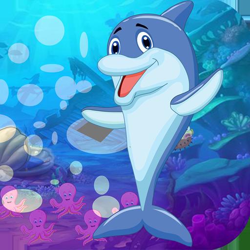 Best Escape Game 489 Dolphin Escape Game