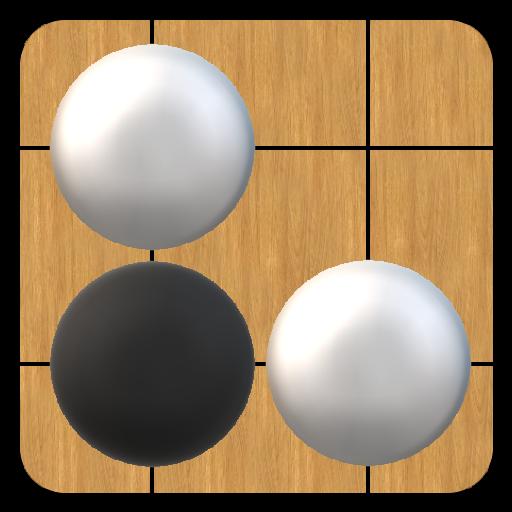 Gomoku Board - play with your friend & A.I.