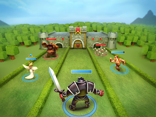 城堡粉碎战 - 最佳卡牌游戏 (Castle Crush) - 免费
