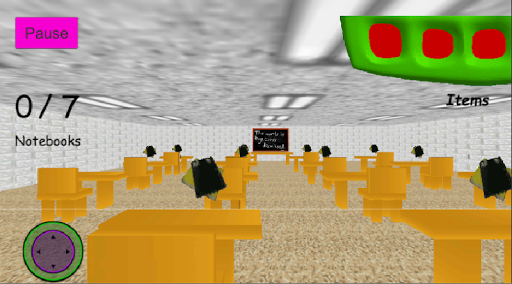 Basics in learning and education: game 3D