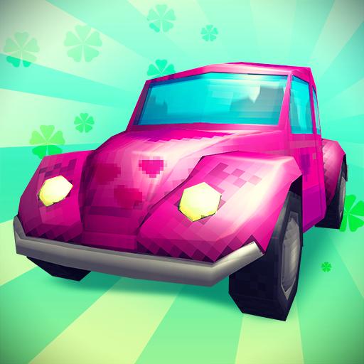 女孩汽车世界:GO玩女孩赛车游戏