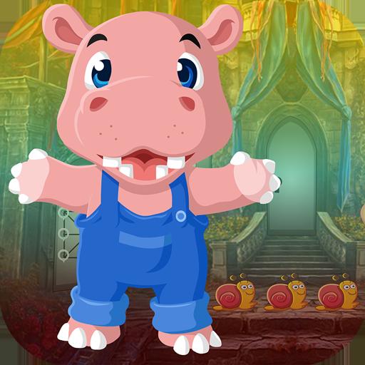Best Escape Games 98 Furious Rhinoceros Escape