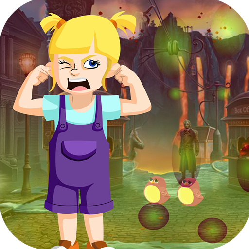 Kavi Escape Game 490 Scream Girl Rescue Game