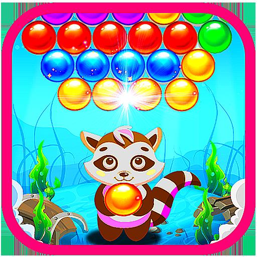 猫泡泡射击:上瘾的泡泡射手