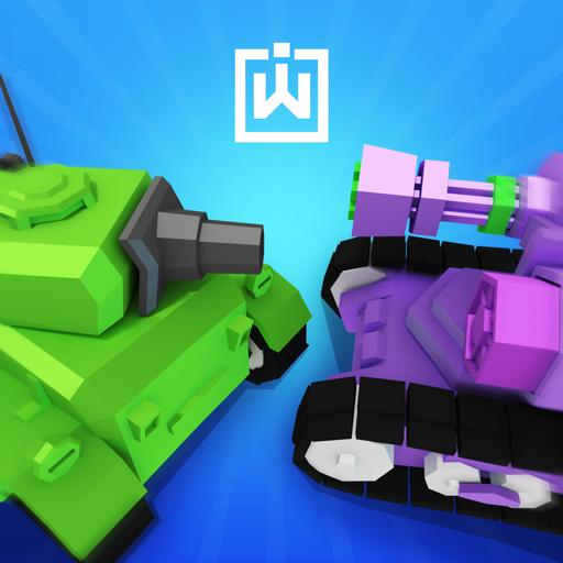 WeTank.io: Crash of Super Tanks