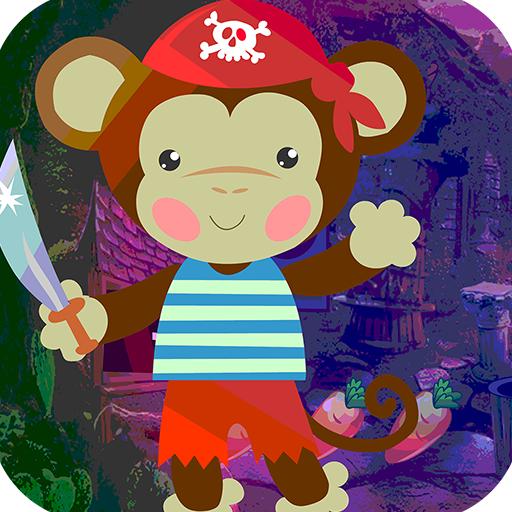 Kavi Escape Game 506 Menacing Monkey Escape Game