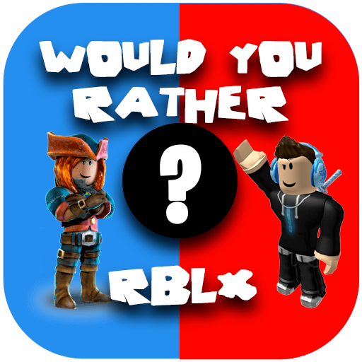 Game Would you rather Roblox
