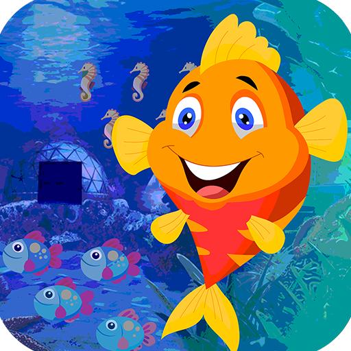 Kavi Escape Game 508 Escape Clownfish Game