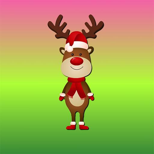 最佳逃生112圣诞老人的驯鹿逃生