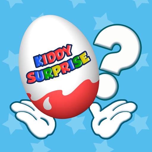 Surprise Eggs Kiddie