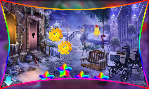 Kavi Escape Game 510 Merry Santa Escape Game