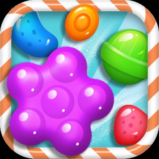 Colorful Sugar Bomb