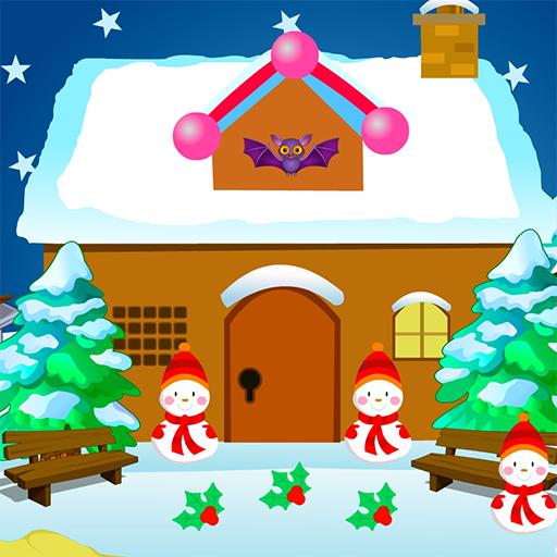 圣诞快乐逃脱游戏