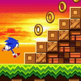 Sonic Advanced II : Snow Hedgehog