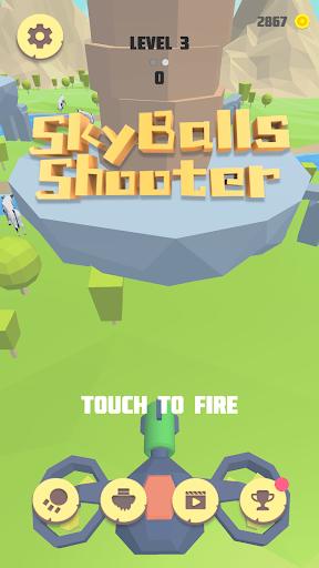 Sky Balls Shooter