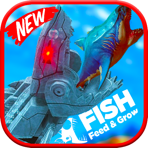 feed and grow -Mecha fish