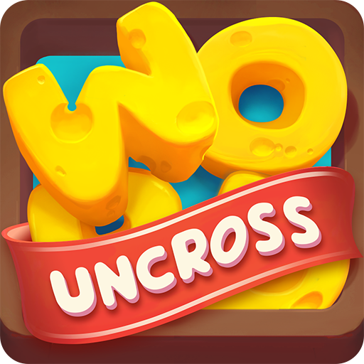 Word Cheese - Word Uncross