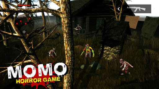 Momo Horror Game 2019