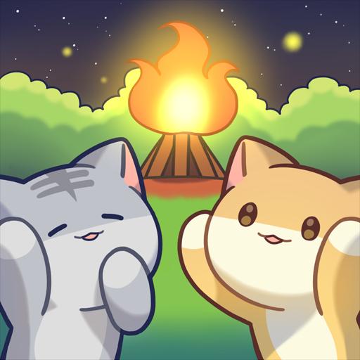 고양이 숲 - 캠핑장 이야기