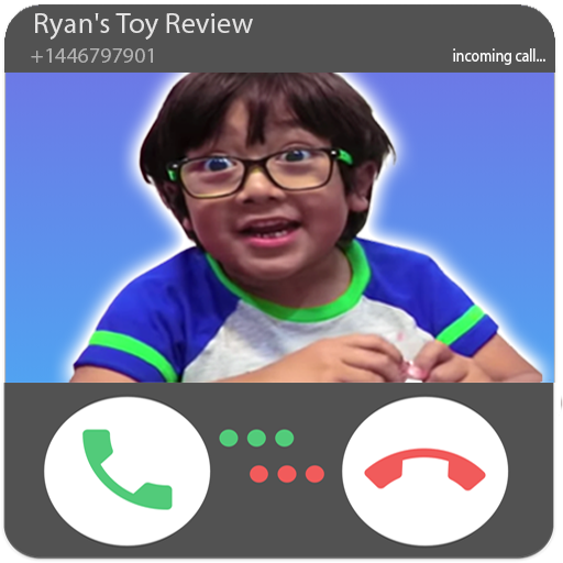 Call From Ryan ToyReview - Joke