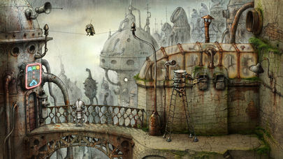 机械迷城 (Machinarium)