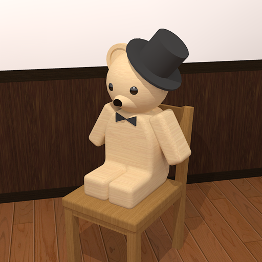 Wooden Toy - room escape game -