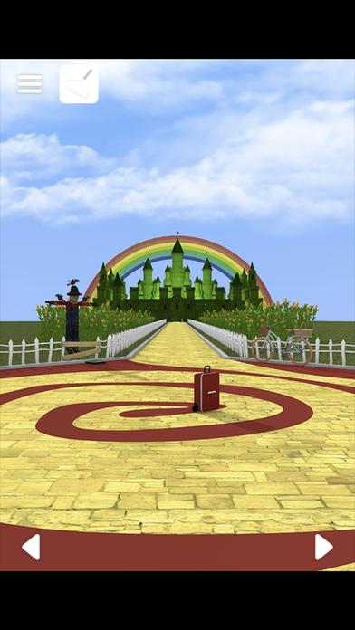 Escape Game: The Wizard of Oz
