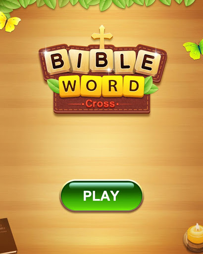 Bible Word Cross