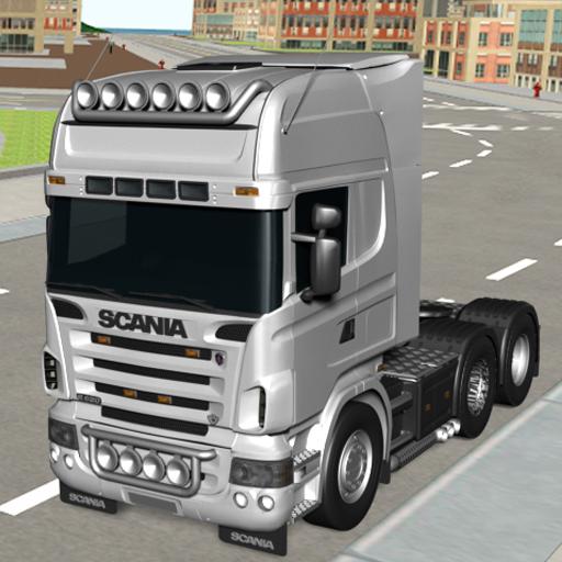 Real Euro Truck Driving Simulator